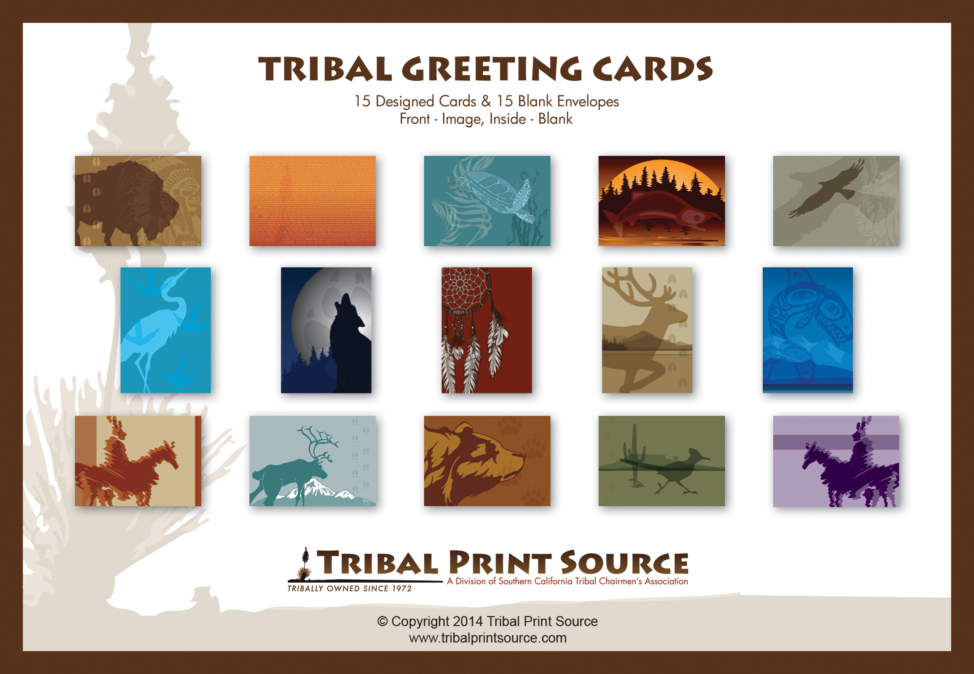 Tribal Print Source Tribally Owned Non Profit Print Facility